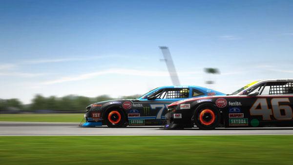 瑞典房车锦标赛2